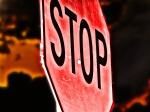 Stop Sign-Michael Gil