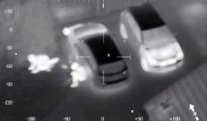 West Midlands Police-Infrared Footage